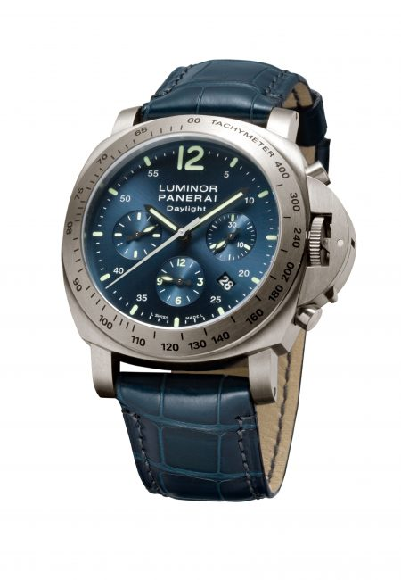 The Panerai Luminor Daylight Titanium Men's Watch – A Mighty Watch, Less Weight
