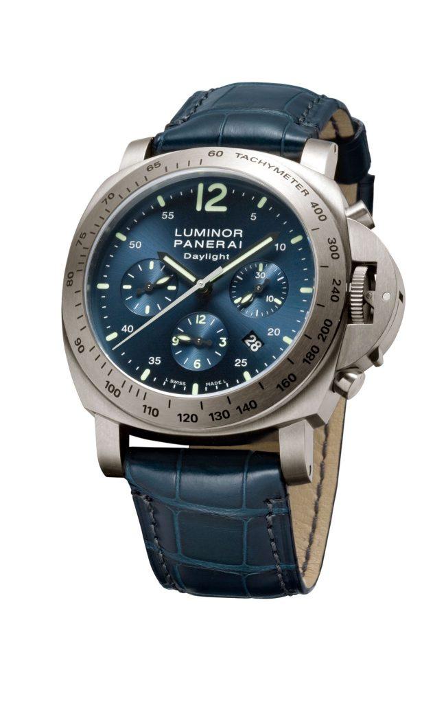 The Panerai Luminor Daylight Titanium Men's Watch – A Mighty Watch, Less Weight