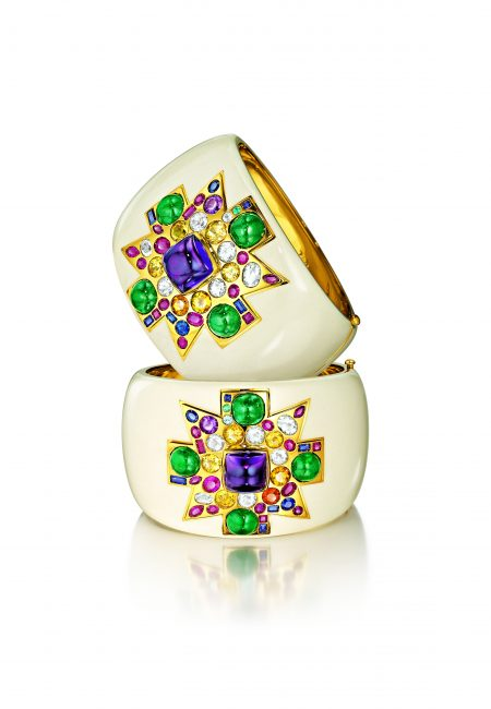 Verdura's Coco Chanel Maltese Cross Cuff Bracelets – A Historic Design, Modernized