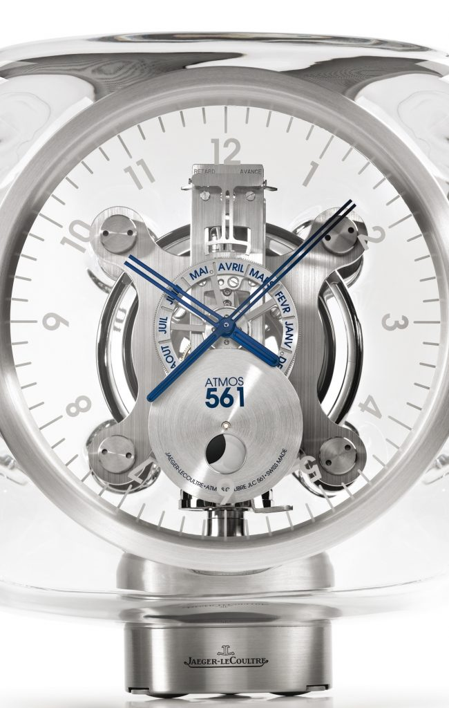 Jeager LeCoultre's Atmos Clock – Ultimate Perpetual Motion