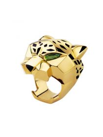 Cartier's Panthere Ring – Fierce and Precious