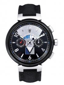 The Louis Vuitton Cup Regatta Automatic Chronograph