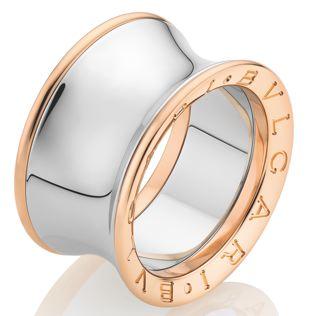 Bulgari's New Anish Kapoor-Designed B.Zero1 Ring