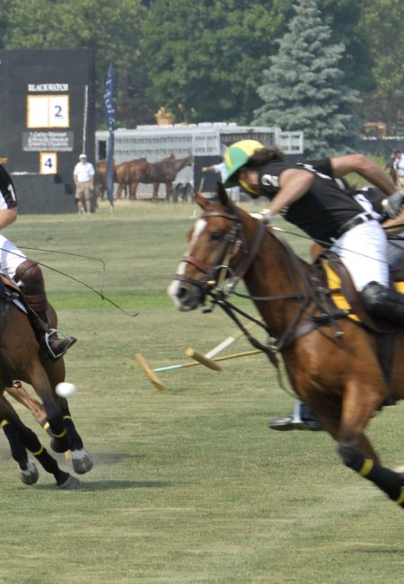 The Sporting Life – Piaget Creates a Limited Edition Polo 45 for the Veuve Cliquot Polo Classic 2010