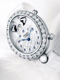 Breguet's Reine de Naples Sonnerie au Passage Ladies Watch – 200th Anniversary Edition
