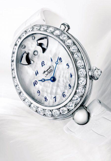 Breguet's Reine de Naples Sonnerie au Passage Ladies Watch – 200th Anniversary Edition