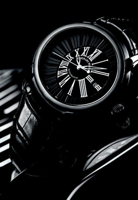Tickling The Ivories Audemars Piguet's Quincy Jones Millinery Watch