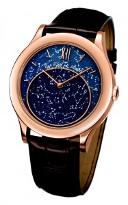 Van cleef arpels watch paris 187x300 Van Cleef and Arpels Midnight in Paris Poetic Complication Watch for Stargazers and Space Cowboys