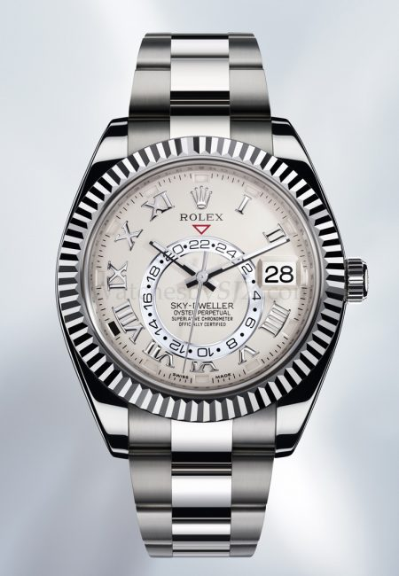 Rolex's Sky Dweller Watch – First New Movement in 25 Years!