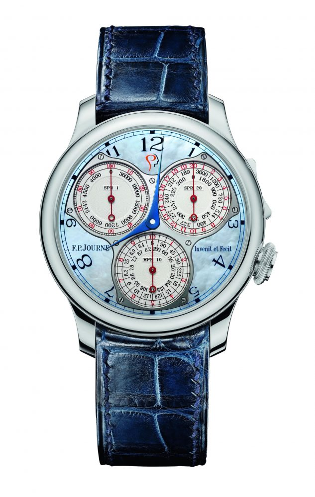 Francois-Paul Journe Watch Garners 120,000 for ICM