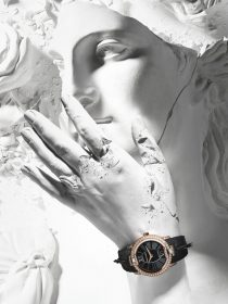 Roger Dubuis' New Velvet Collection Goes Couture