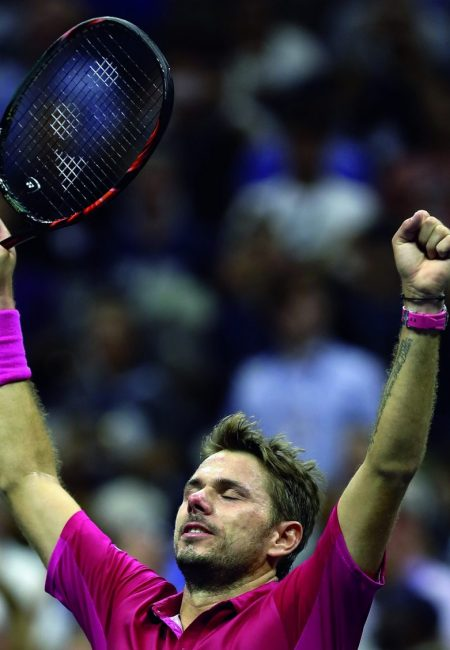 Stan Wawrinka In Audemars Piguet for US Open Victory