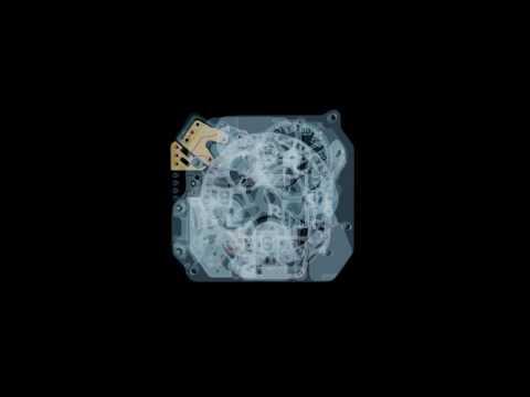 Urwerk's EMC TimeHunter X-ray