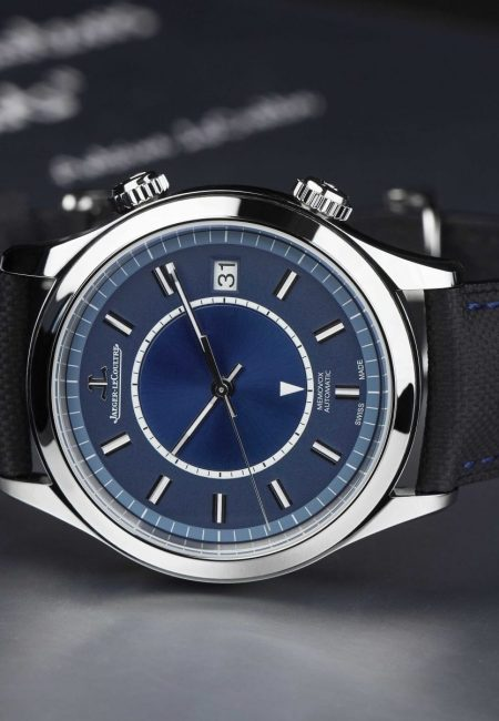 The New Jaeger-LeCoultre Master Memovox